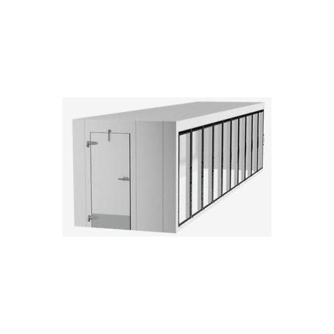 Walk-In 10 Glass Door Cooler/Freezer (PLEASE CALL FOR QUOTATION)