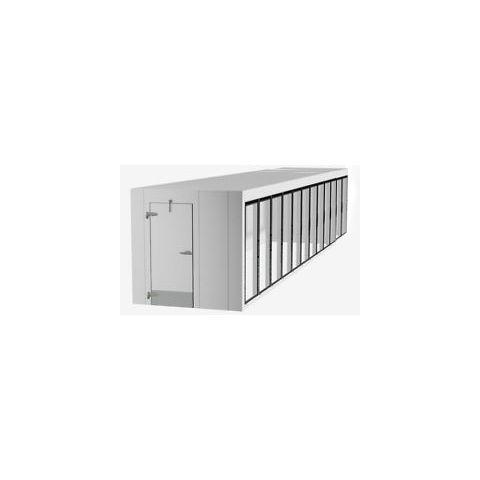 Walk-In 12 Glass Door Cooler/Freezer (PLEASE CALL FOR QUOTATION)