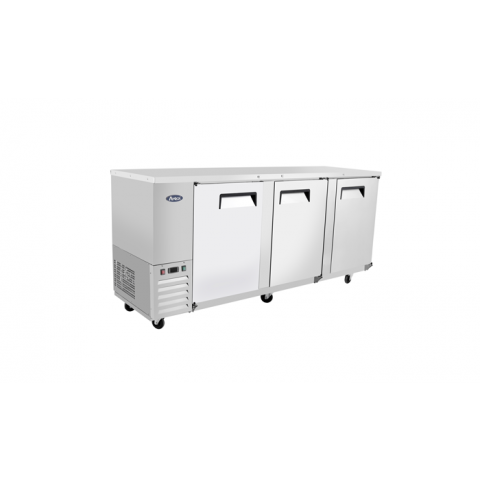 "MBB90 - 90"" Back Bar Coolers - Atosa USA"