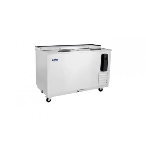 "MBC50GR - 50"" Horizontal Bottle Cooler - Atosa USA"
