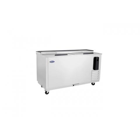 "MBC65 - 65"" Horizontal Bottle Cooler - Atosa USA"