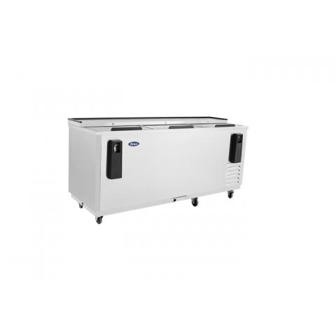 "MBC80 - 80"" Horizontal Bottle Cooler - Atosa USA"