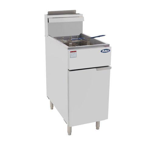 ATFS-40 - HD 40lb S/S Deep Fryer - Atosa USA