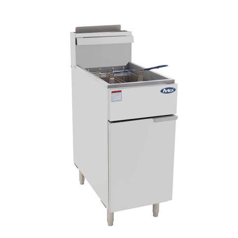 ATFS-50 - HD 50lb S/S Deep Fryer - Atosa USA