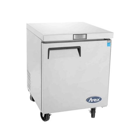 "MGF8401GR - 27"" Undercounter Refrigerator - Atosa USA"