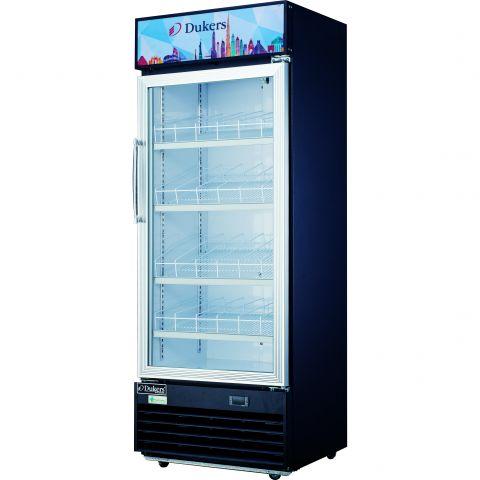 One Glass Door Refrigerator (12 cu.ft.) - Dukers USA