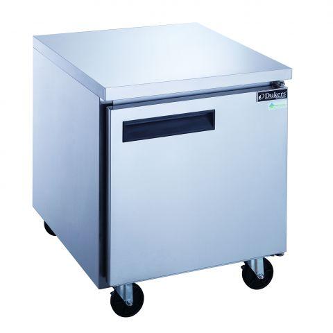 One Door Undercounter Refrigerator - Dukers DUC29R