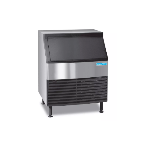 256 lbs/day Undercounter Ice Maker - Koolaire KDF0250A