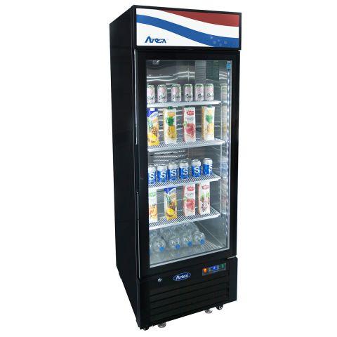 One Glass Door Refrigerator 11 cu.ft. - Atosa USA