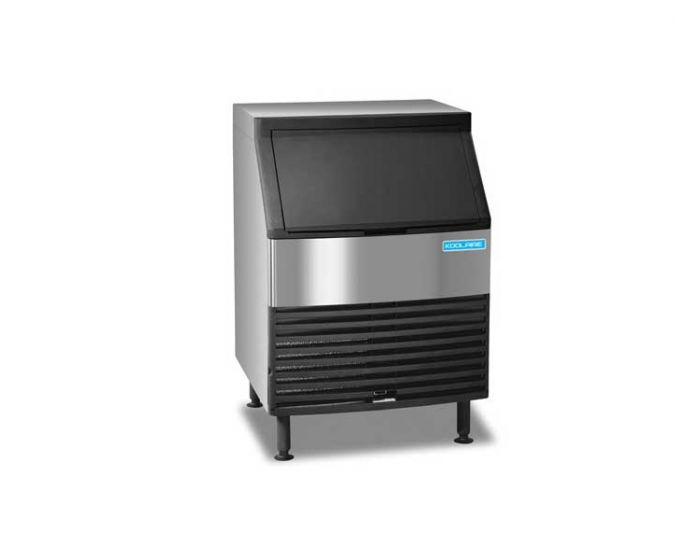 168 lbs/day Undercounter Ice Maker - Koolaire KDF0150A